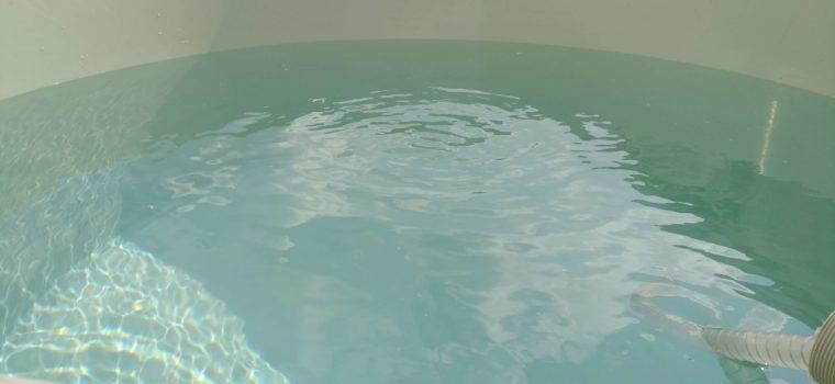 vasca per acquacoltura