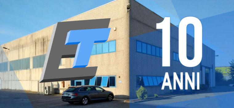 anniversario 10 anni di EasyTech