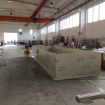 Al lavoro nel nuovo capannone di Easytech a Cividale