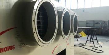 filtro carbone custom