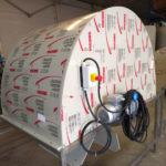 impianto ricircolo acqua